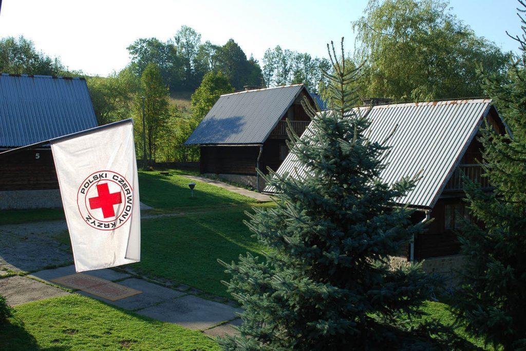Ośrodek PCK w Mszanie Dolnej
